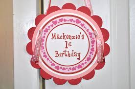 Shop Decoration For Valentine Day by Valentine Birthday Door Sign Valentine U0027s Day Party Sign