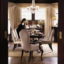 dining room black fabric dining chairs with button wayne home