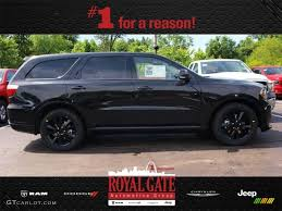 Dodge Durango Rt 2016 - 2013 brilliant black crystal pearl dodge durango r t blacktop awd