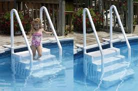 top 5 best above ground pool steps u0026 ladders with handle in 2017