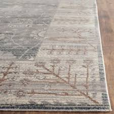 Light Gray Area Rug Cool Grey Transitional Rug Valencia Area Rugs Safavieh