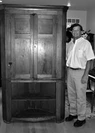 lincoln family corner cabinet hidden for years in southern indiana