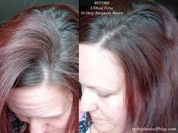 review with before and after photos l u0027oreal feria hair color my