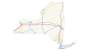Map From New York To Boston by U S Route 20 In New York Wikipedia