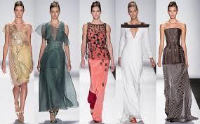mercedes fashion week york 2014 york mercedes fashion week live guardian