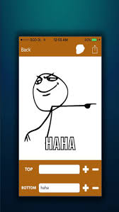 Simple Meme Creator - memegen simple meme generator app to create your own meme on the