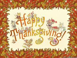 thanksgiving newsletter childs play learning center news announcements celebrations and