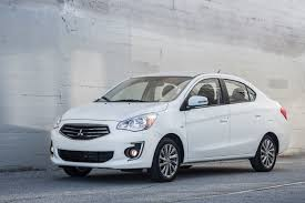 mitsubishi attrage specification mitsubishi u0027s tiny 2017 mirage g4 is a seriously frugal sedan