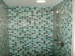 glass tiles bathroom ideas glass bathroom tiles home design plan