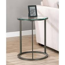 glass top end tables metal glass round end table end tables designs round glass top metal