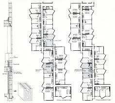 income property floor plans the bronx s lambert houses and the two sides of preservation urban