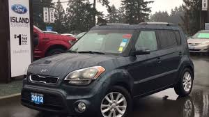 kia cube interior 2012 kia soul 4u sunroof review island ford youtube
