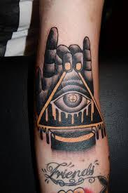 black and gold so cool illuminati