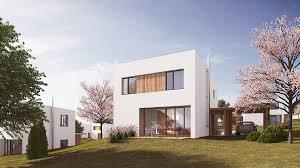 sample house vzorový dům bydlení v třešňovce