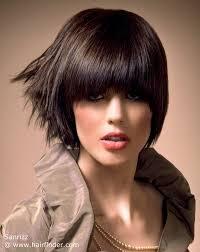 wedge shape hair styles wedge bob hairstyle fischer buzz