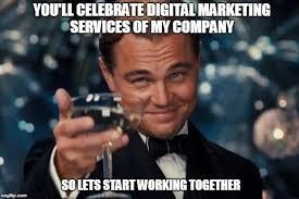 Marketing Meme - meme of digital marketing imgflip