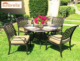 Used Patio Dining Set For Sale Outdoor Pit Dining Set Keter 3 Patio Set In Brown