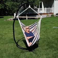Indoor Hammock With Stand C Frame Hammock Chair Stand