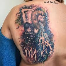 virgo tattoos ideas and designs 2017