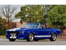 1967 Mustang Fastback Black 1967 Ford Mustang For Sale On Classiccars Com 134 Available