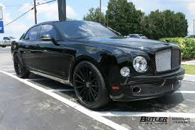 bentley custom rims bentley mulsanne with 22in lexani pegasus wheels exclusively from