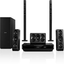 5 1 3d Blu Ray Home Theater Htb3540 94 Philips - buy philips htb3540 94 5 1 blu ray home theatre system online at
