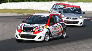 nissan micra the nissan micra cup is back for 2017 autotrader ca