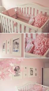 Pink And Grey Nursery Decor Pink And Grey Baby Nursery Ideas Mippoos Helena Source