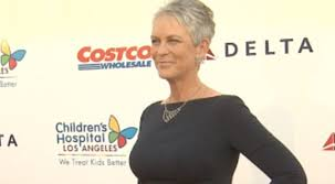 how to get the jamie lee curtis haircut jamie lee curtis sports trademark silver hair style at la gala