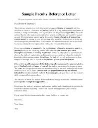sample of recommendation letter for faculty position huanyii com