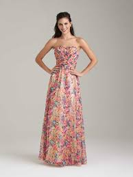 floral bridesmaid dresses 17 floral bridesmaid dresses for they re more