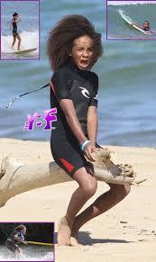 black hair for the beach jaden smith natural hair on beach thirstyroots com black hairstyles