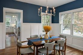 dining chair slipcovers dining room traditional with blue and