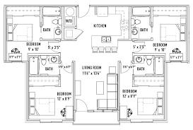 floor plans u pointe on speight student housing waco tx