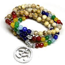 beads bracelet images 7 chakras healing 108 beads bracelet chakras store jpg