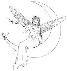 glass painting patterns moon goddess