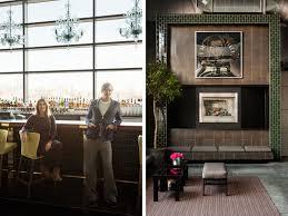 lulu s bar w hotel club lulu u0027s design by the novogratz