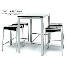 table haute de cuisine avec tabouret hauteur table haute cuisine table de cuisine bar haute