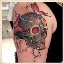 best 24 skull tattoos design idea for and tattoos