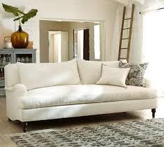 english roll arm sofa slipcover carlisle upholstered sofa pottery barn love the classic rolled