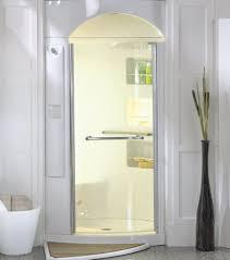 small corner showers bathroom marvelous corner shower stalls kits frameless for small