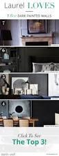 greenish gray laurel loves 7 dark painted walls