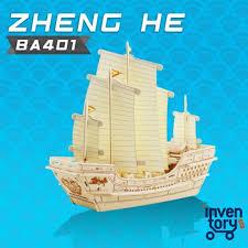 ladaire bureau inventory com puidust 3d puzzle laev zhenghe 6946785103472 ba401