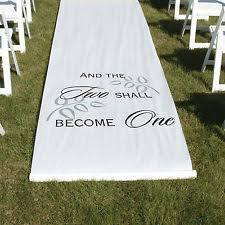 aisle runners wedding aisle runners ebay