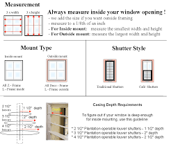 window measurements google