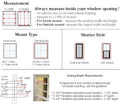 window measurements google