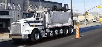 desert trucking desert dump trucking tucson az trucks for