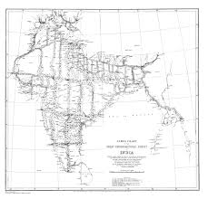 Rit Map Survey Of India Report Maps Mcadd Pahar