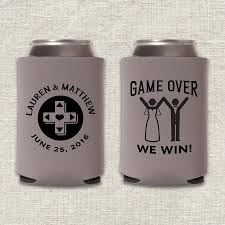 wedding koozie can cooler design pro in effingham il graphic