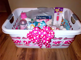 baby shower gift baskets ideas impressive baby shower gift baskets basket cheap